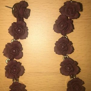 Jewelry - Raspberry - 🌹Rose Earrings🌹